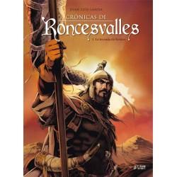 CRÓNICAS DE RONCESVALLES VOL. 01 LA LEYENDA DE ROLDÁN