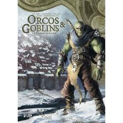ORCOS Y GOBLINS VOL. 03: CENIZO / AYRAAK