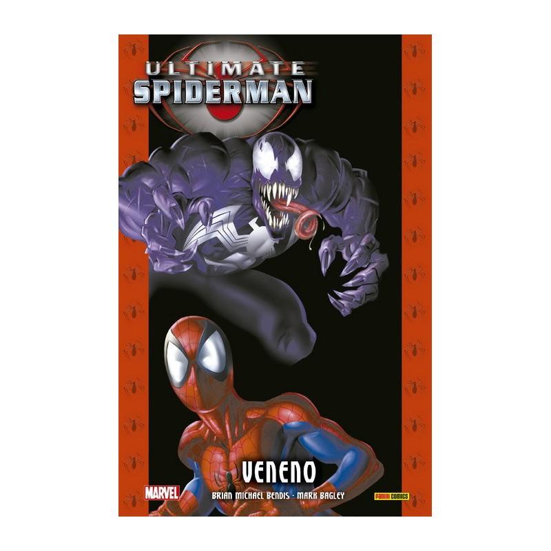 ULTIMATE SPIDERMAN VOL. 04: VENENO