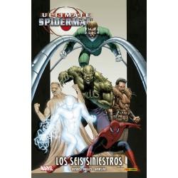 ULTIMATE SPIDERMAN 05: LOS SEIS SINIESTROS