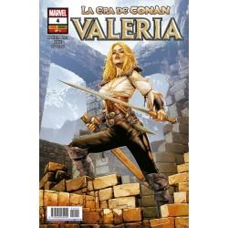 LA ERA DE CONAN 04: VALERIA 01 (DE 3)