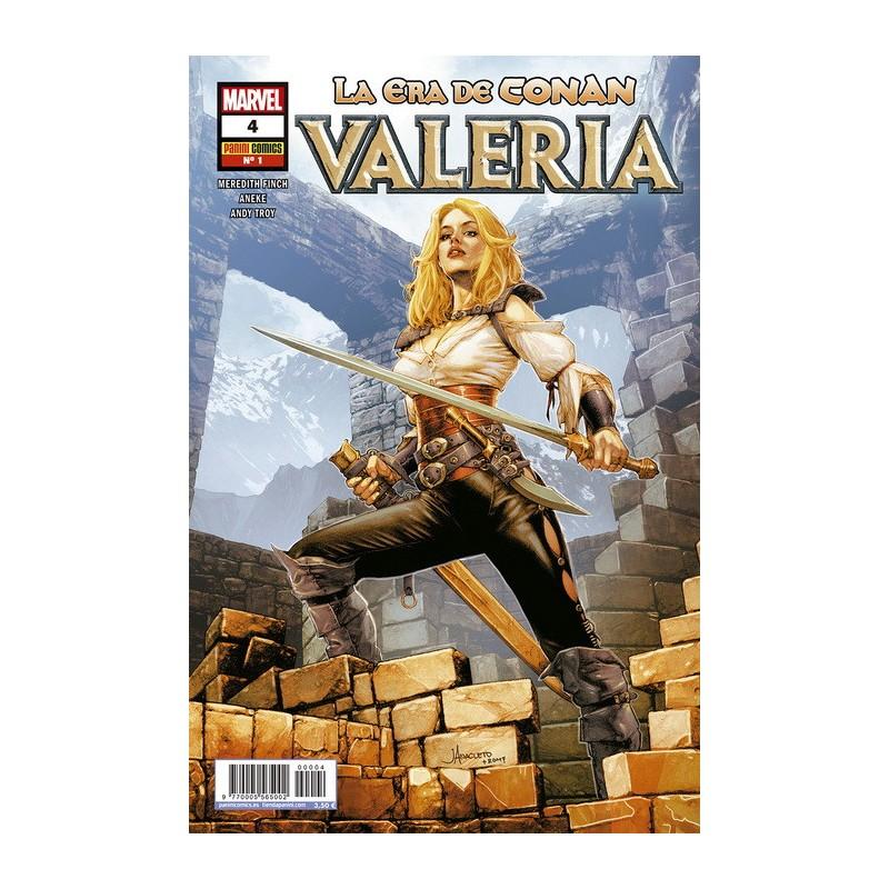 LA ERA DE CONAN 04: VALERIA Nº 01 (DE 3)