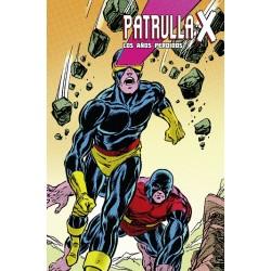 LA PATRULLA-X: LOS AÑOS PERDIDOS (MARVEL...