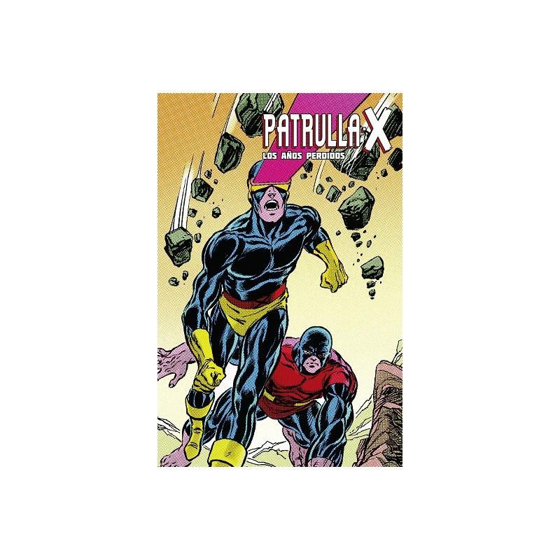 LA PATRULLA-X: LOS AÑOS PERDIDOS (MARVEL LIMITED EDITION)