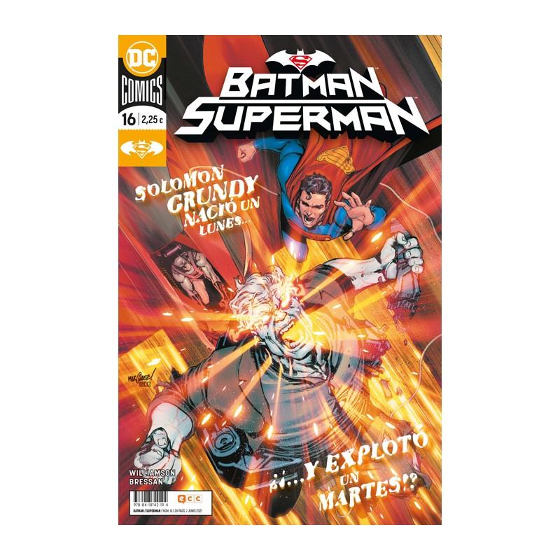 BATMAN / SUPERMAN Nº 16