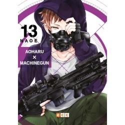 AOHARU X MACHINEGUN Nº 13