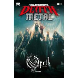 NOCHES OSCURAS: DEATH METAL Nº 04 (DE 7)  OPETH BAND EDITION (CARTONÉ)
