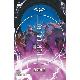 BATMAN / FORTNITE: PUNTO CERO Nº 05 (DE 06)