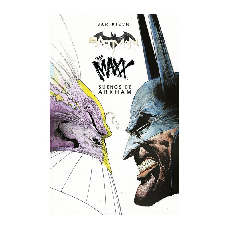 BATMAN / THE MAXX SUEÑOS DE ARKHAM