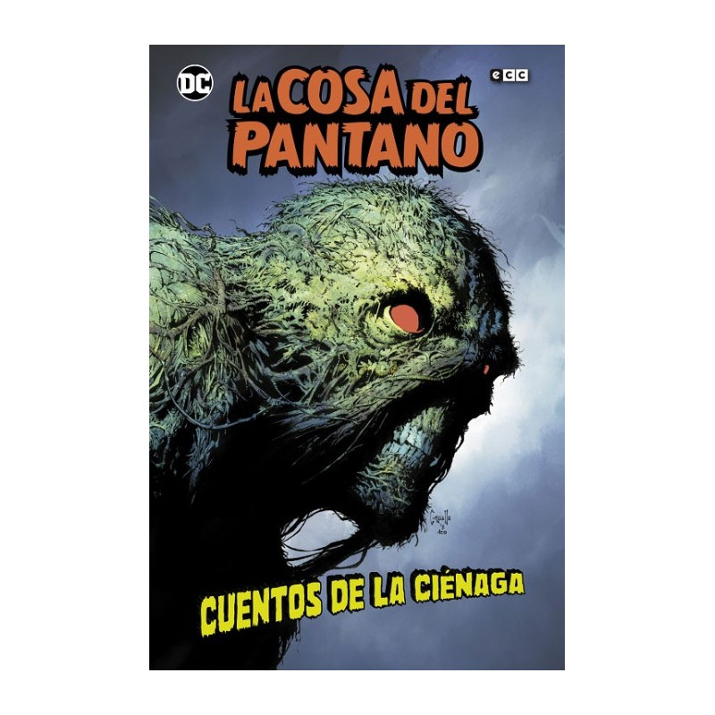 LA COSA DEL PANTANO, CUENTOS DE LA CIÉNAGA