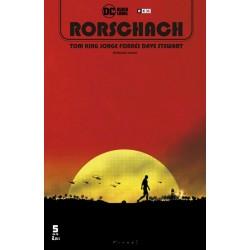 RORSCHACH Nº 05 (DE 12)