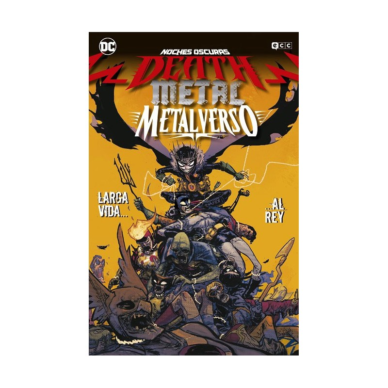 DEATH METAL: METALVERSO Nº 03