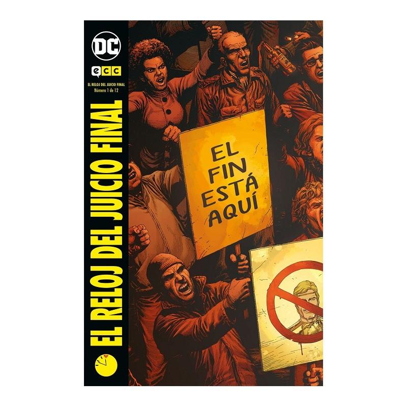EL RELOJ DEL JUICIO FINAL Nº 01 (DE 12)