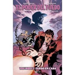 EL PODER DEL FUEGO VOL. 02: FUEGO EN CASA