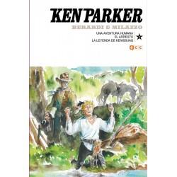 KEN PARKER Nº 36: UNA AVENTURA HUMANA / EL ARRESTO / LA LEYENDA DE KENISSUAQ