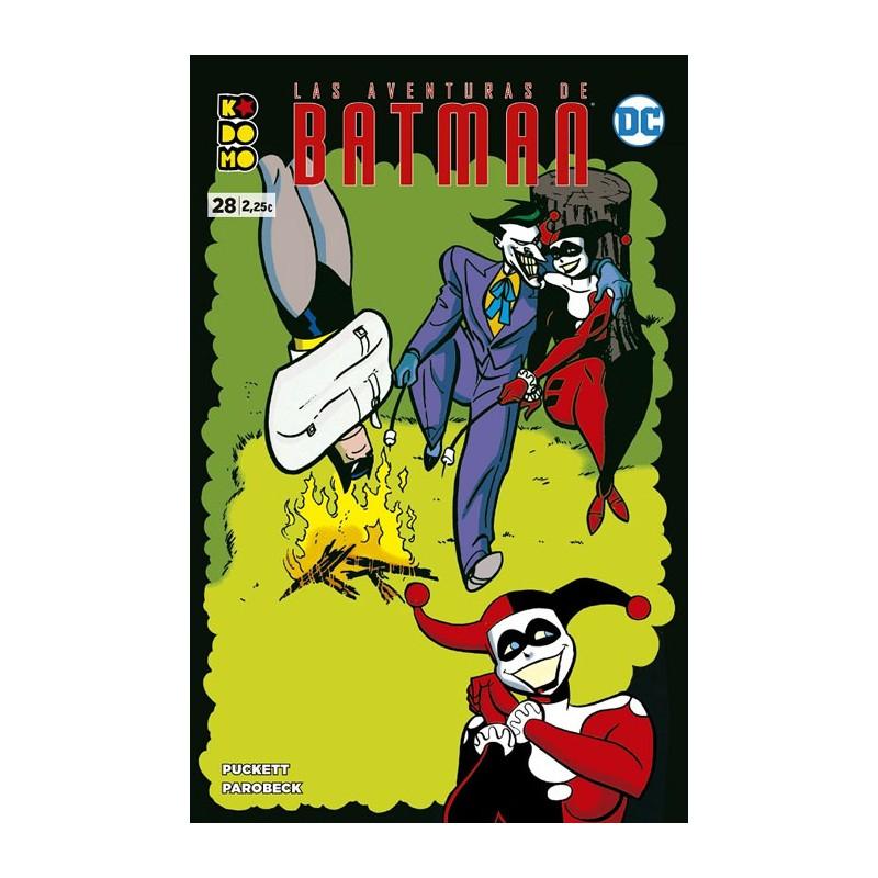 LAS AVENTURAS DE BATMAN Nº 28