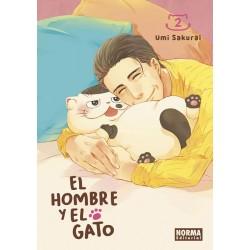 EL HOMBRE Y EL GATO Nº 02