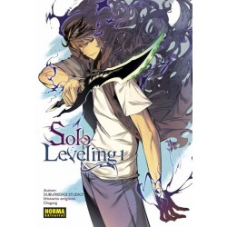 SOLO LEVELING Nº 01