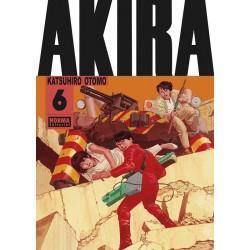 AKIRA 06 (DE 6) EDICIÓN ESPECIAL B/N + SET DE POSTALES