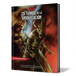 LA TUMBA DE LA ANIQUILACION (DUNGEONS & DRAGONS 5ª EDICIÓN)