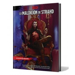 LA MALDICIÓN DE STRAHD (DUNGEONS & DRAGONS 5ª EDICIÓN)