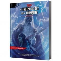 EL TRUENO DEL REY DE LA TORMENTA (DUNGEONS & DRAGONS 5ª EDICIÓN)