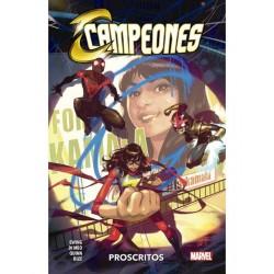 CAMPEONES VOL. 03 PROSCRITOS