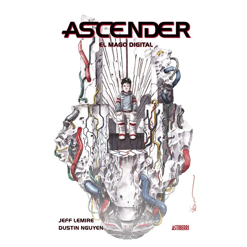 ASCENDER Nº 03 - EL MAGO DIGITAL