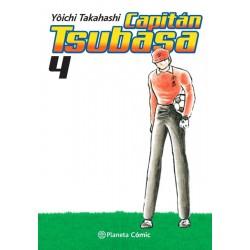 CAPITAN TSUBASA Nº 04 (DE 21)