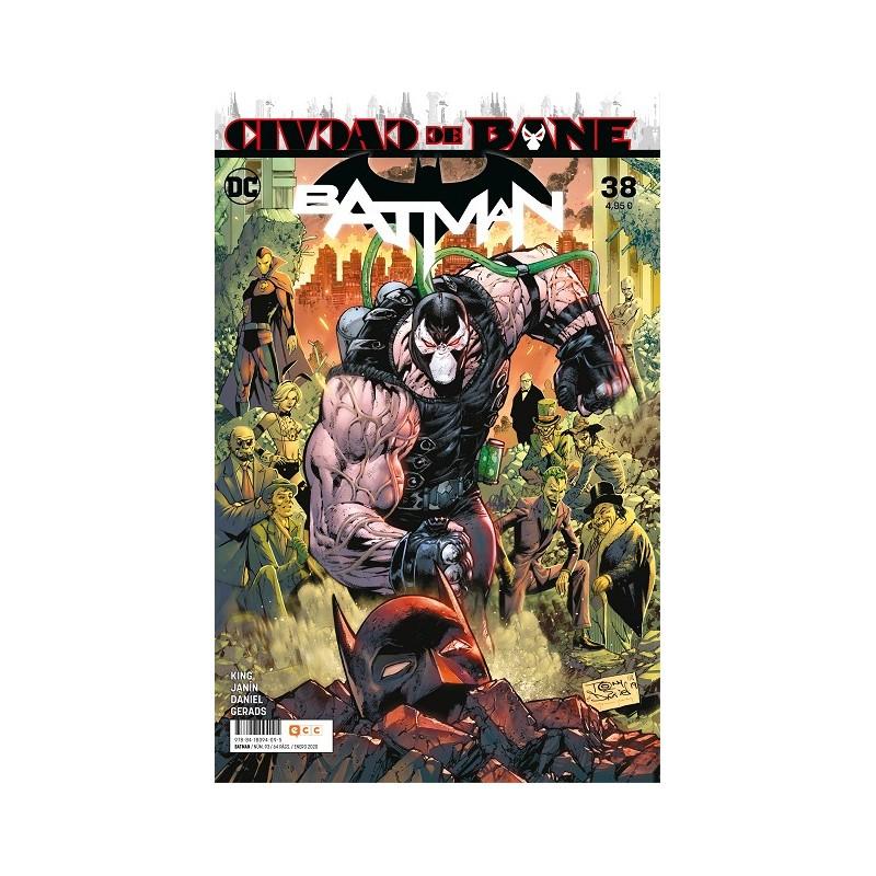 BATMAN Nº 38 / 93