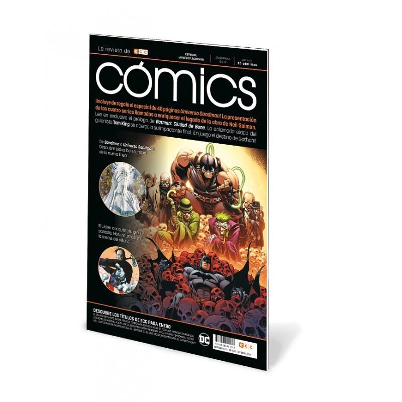 REVISTA ECC COMICS Nº 11