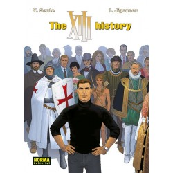 XIII 25 THE XIII HISTORY