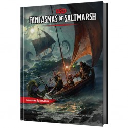 FANTASMAS DE SALTMARSH (DUNGEONS & DRAGONS 5ª EDICIÓN)