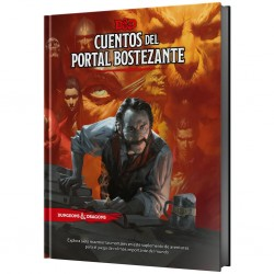 CUENTOS DEL PORTAL BOSTEZANTE (DUNGEONS & DRAGONS 5ª EDICIÓN)
