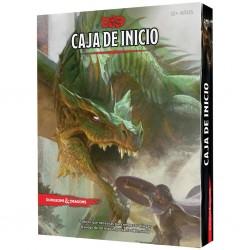 DUNGEONS & DRAGONS 5ª EDICIÓN: STARTER SET (CAJA DE INICIO)
