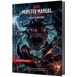 MONSTER MANUAL (MANUAL DE MONSTRUOS DUNGEONS & DRAGONS 5ª EDICIÓN)