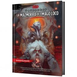 WATERDEEP LA MAZMORRA DEL MAGO LOCO (DUNGEONS & DRAGONS 5ª EDICIÓN)