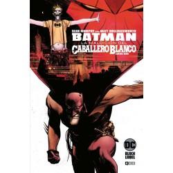 BATMAN: LA MALDICIÓN DEL CABALLERO BLANCO NÚM....