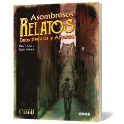 ASOMBROSOS RELATOS DETECTIVESCOS Y ARCANOS
