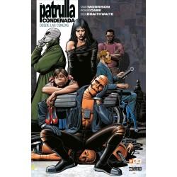 LA PATRULLA CONDENADA LIBRO 01 (DE 4) BIBLIOTECA GRANT MORRISON