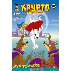 KRYPTO EL SUPERPERRO Nº 05 (DE 6)