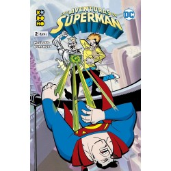 LAS AVENTURAS DE SUPERMAN Nº 02