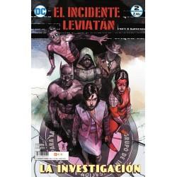 EL INCIDENTE LEVIATÁN Nº 02 (DE 6)