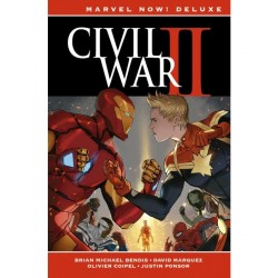 CIVIL WAR II MARVEL NOW! DELUXE