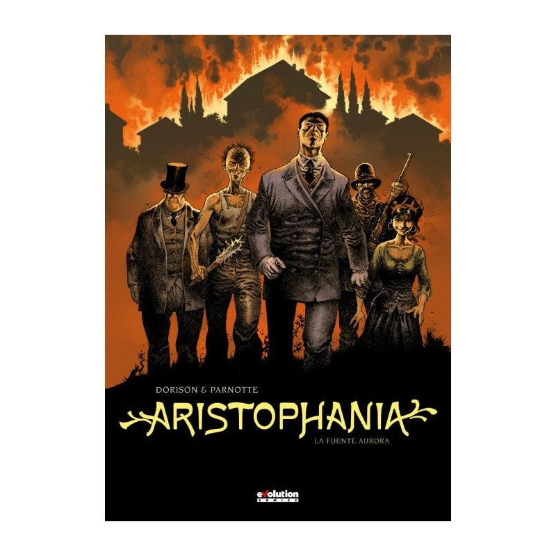 ARISTOPHANIA VOL. 03