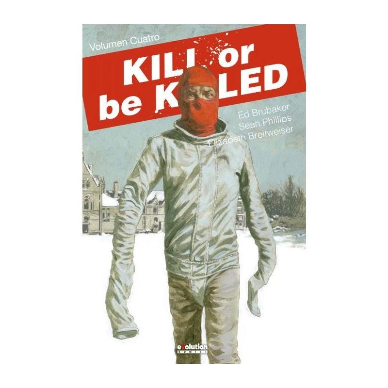 KILL OR BE KILLED VOL. 04