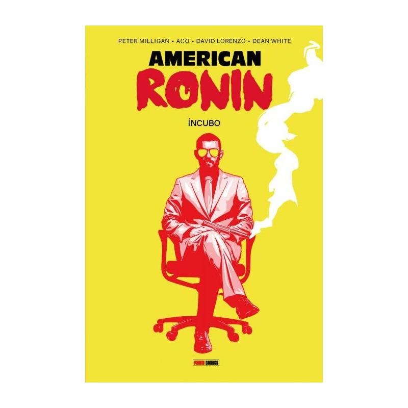 AMERICAN RONIN VOL. 01 ÍNCUBO