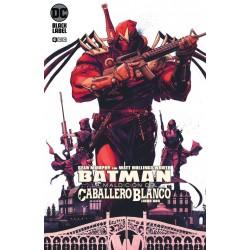 BATMAN: LA MALDICIÓN DEL CABALLERO BLANCO Nº 02 (DE 8)