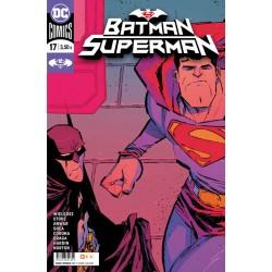 BATMAN / SUPERMAN Nº 17