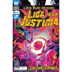LIGA DE LA JUSTICIA Nº 18 / 96